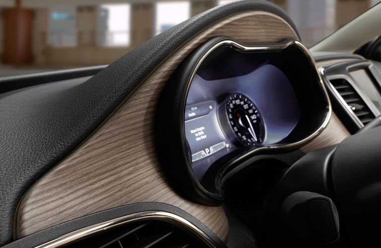 Chrysler 200 dashboard