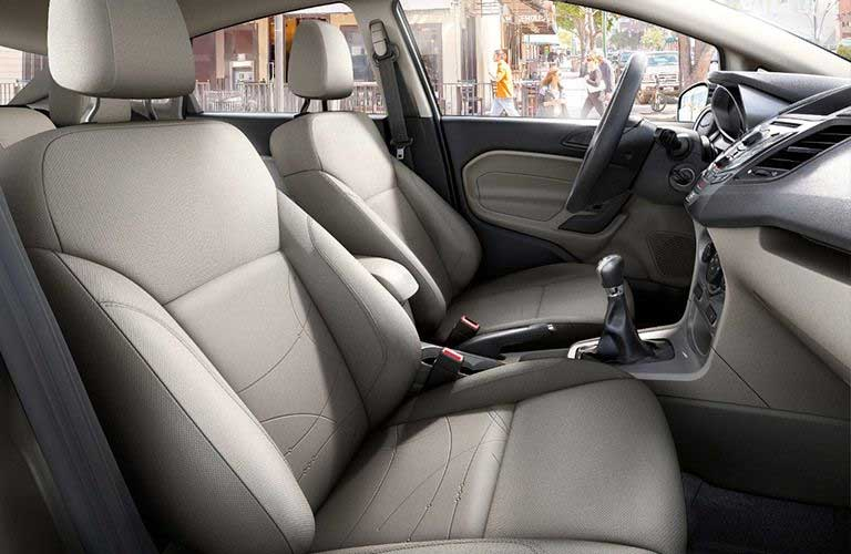 Used Ford Fiesta front passenger seats