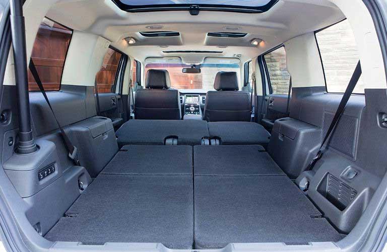 Ford Flex rear cargo area