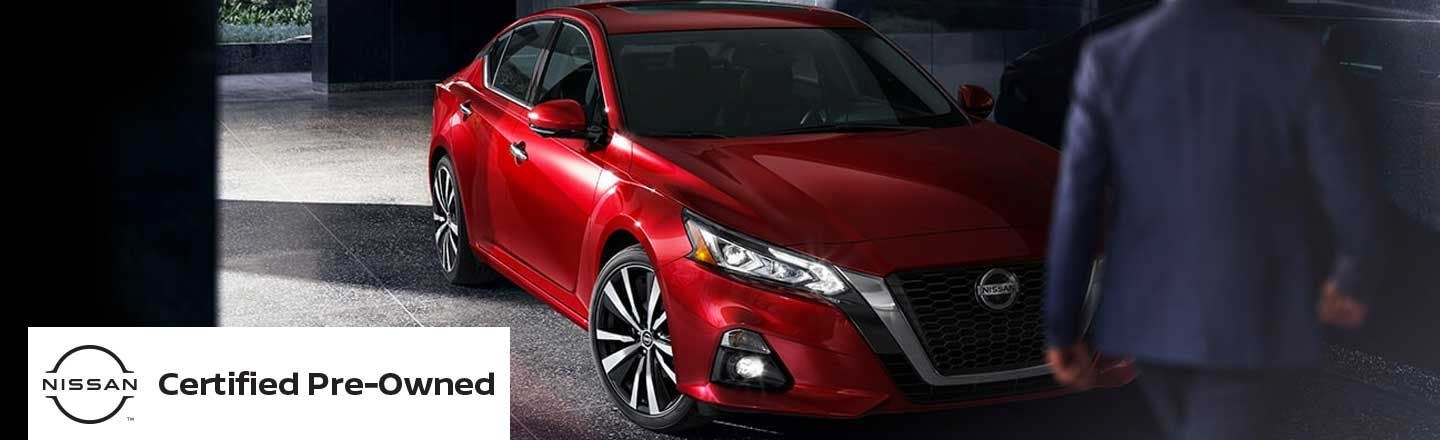 Nissan Certified Pre-Owned Vehicle Program in Fremont, California