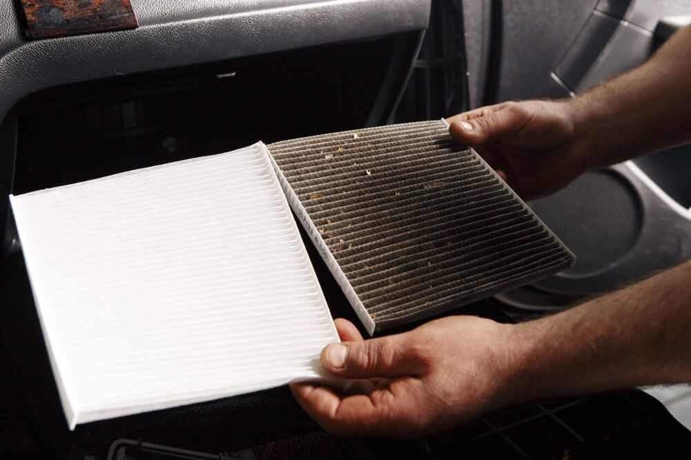 Toyota Cabin Air Filter Replacements