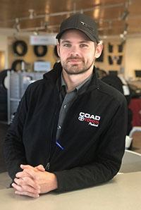 Zach Dixon Bio Image
