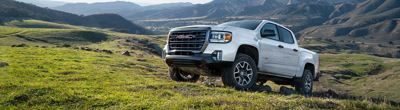 2021 GMC Canyon Trucks