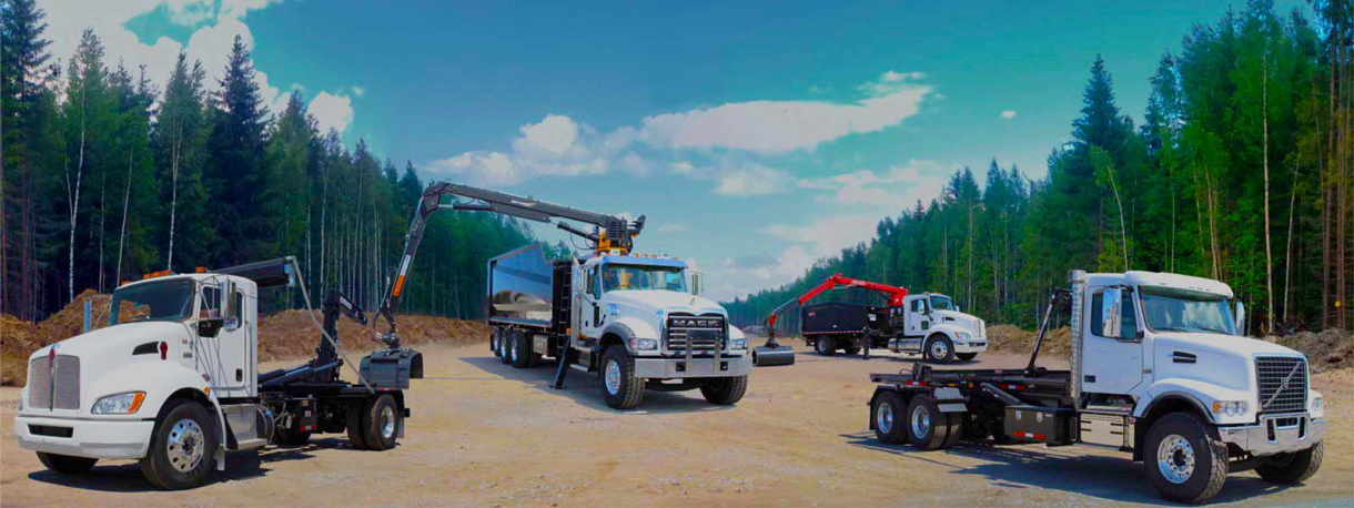 Important Grapple Truck Safety In The Forest at Apex Equipment