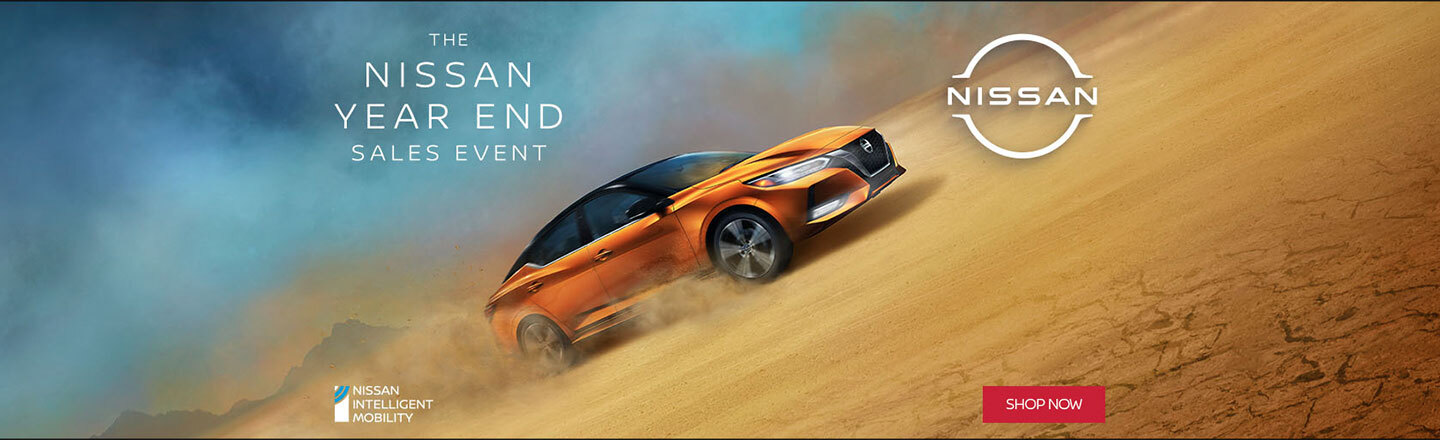 Nissan Year-End Sales Event