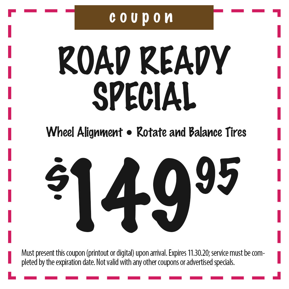 Road Ready Special