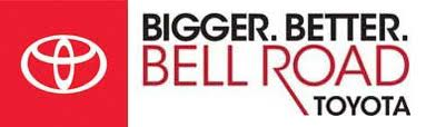 Bell Road Toyota logo