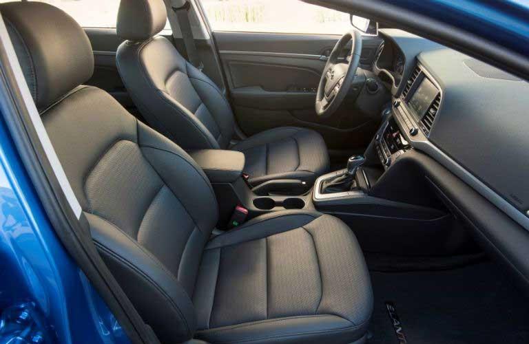 Used Hyundai Elantra front seats