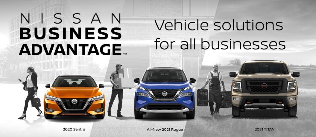 Nissan Fleet Business Vehicles Tomball