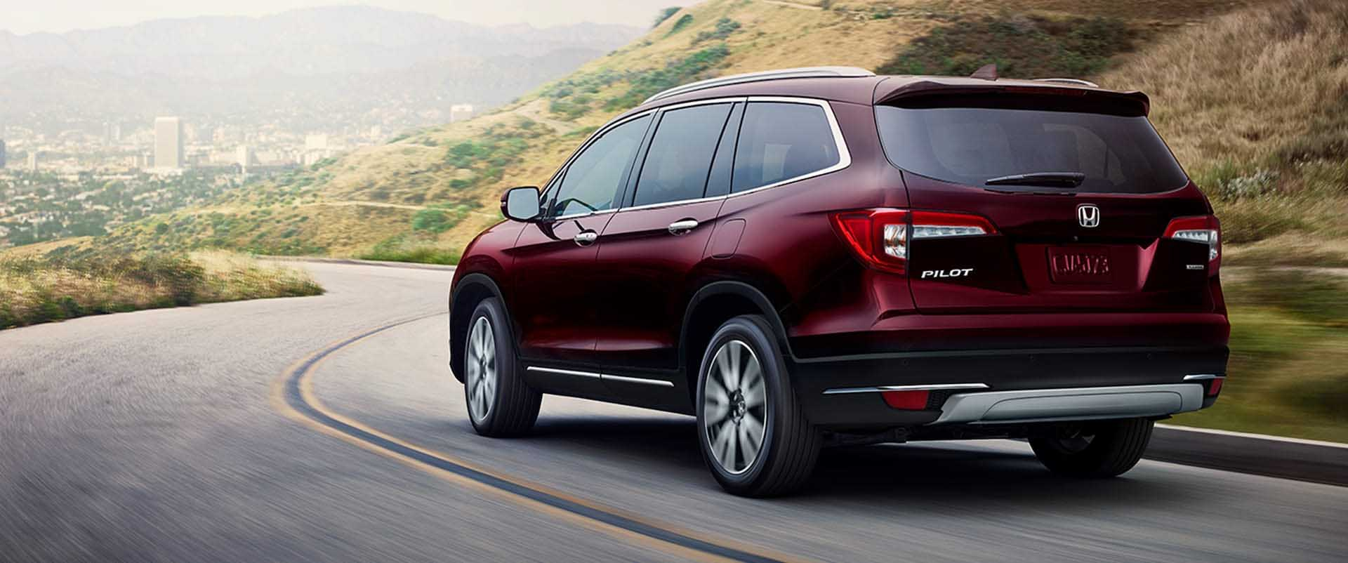 2021 Honda Pilot Mid-Size SUV For Sale In Midland, Texas