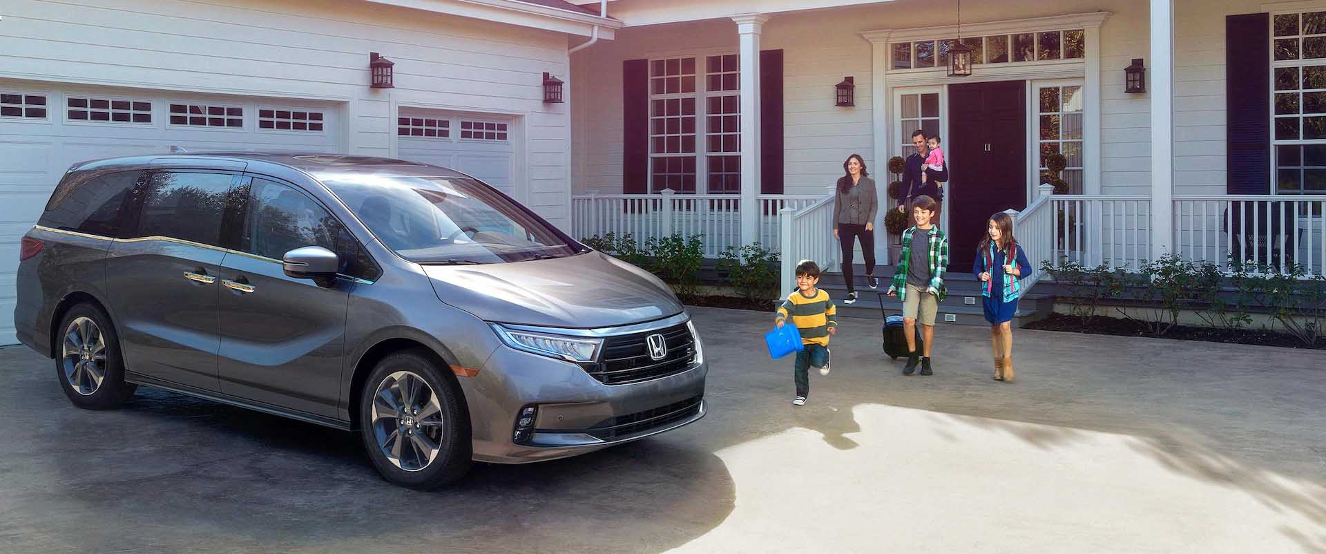 2021 Honda Odyssey For Sale In Midland, Texas