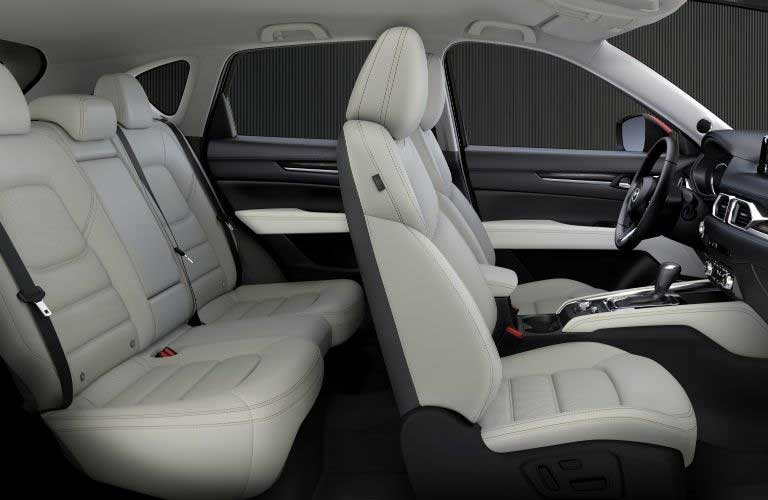 Mazda CX-5 passenger seats