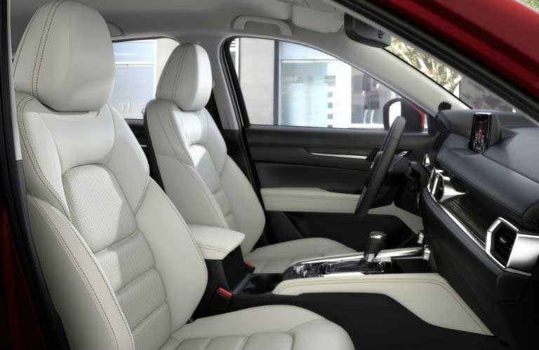 Mazda CX-5 front seats