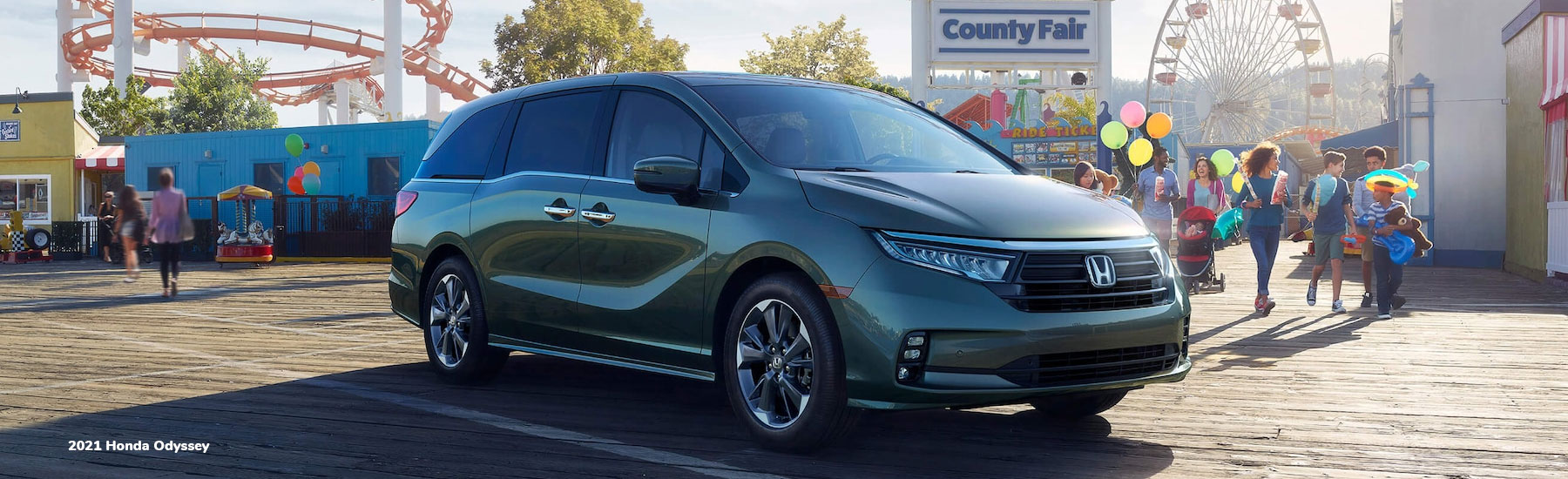 2021 Honda Odyssey For Sale In Bellevue, Washington
