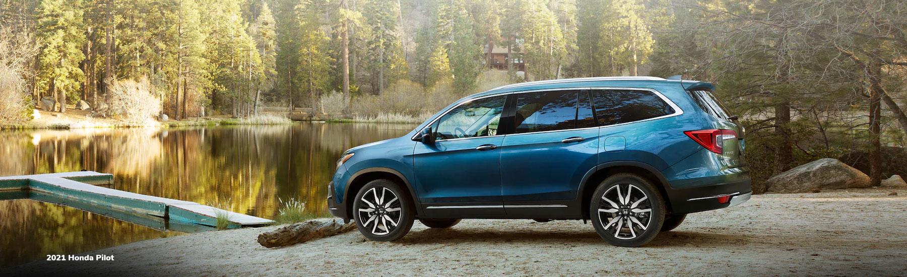 2021 Honda Pilot Mid-Size SUV For Sale In Bellevue, Washington