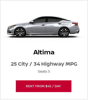 Rent An Altima