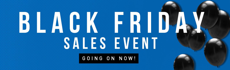 Matthews Motors Black Friday Sales Event