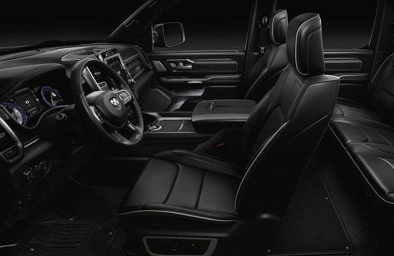 Ram 1500 interior seats
