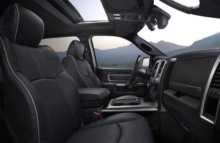 Ram 1500 Classic front seats