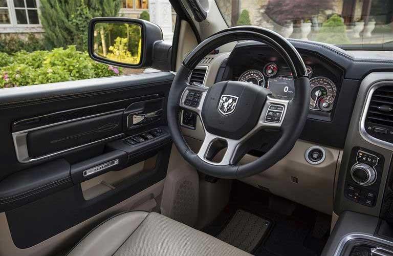 Ram 1500 Classic steering wheel