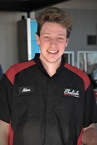 Alex Davis Bio Image