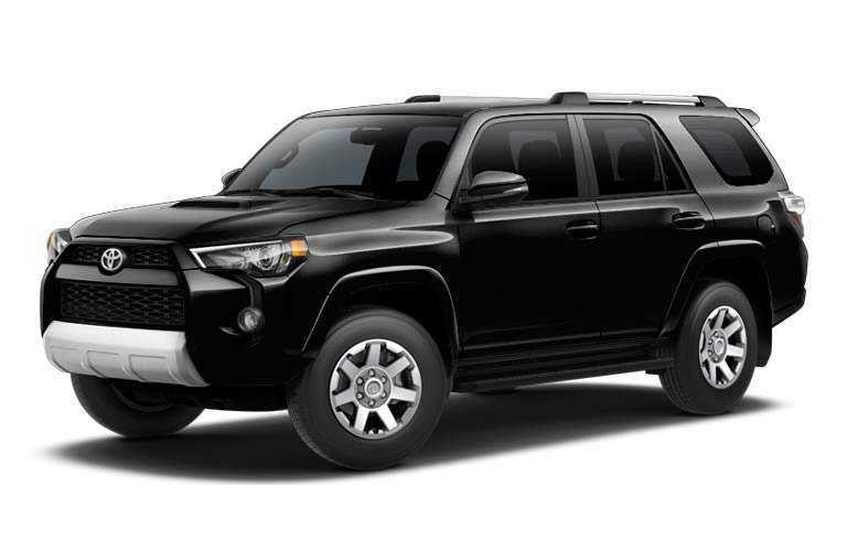 2014 Toyota 4Runner on a white background