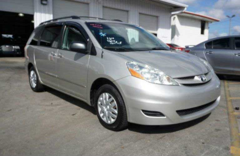2006 Toyota Sienna at OkCarz