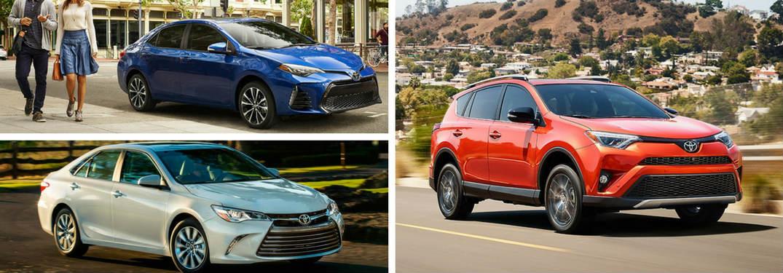 OkCarz New Toyota Program