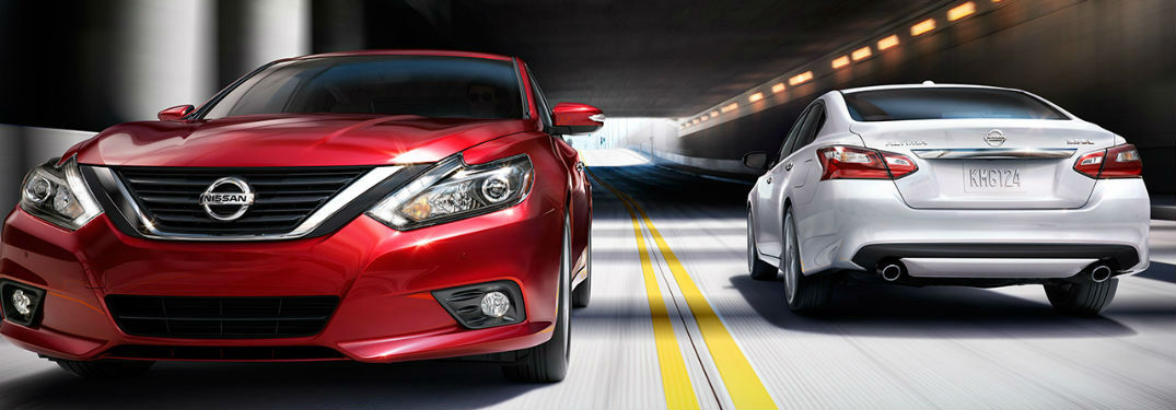 Used Nissan Altima sedan offers money-saving fuel economy rating on the highway and in the city