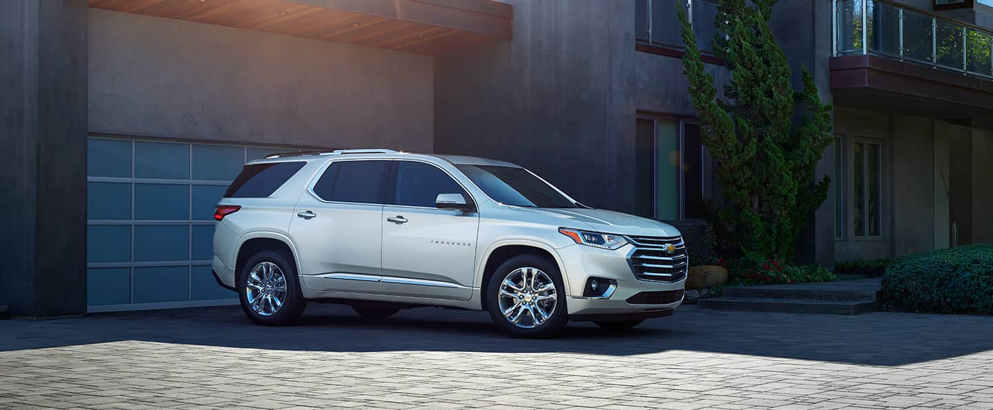 2021 Chevy Traverse For Sale in Austin, TX | Henna Chevrolet