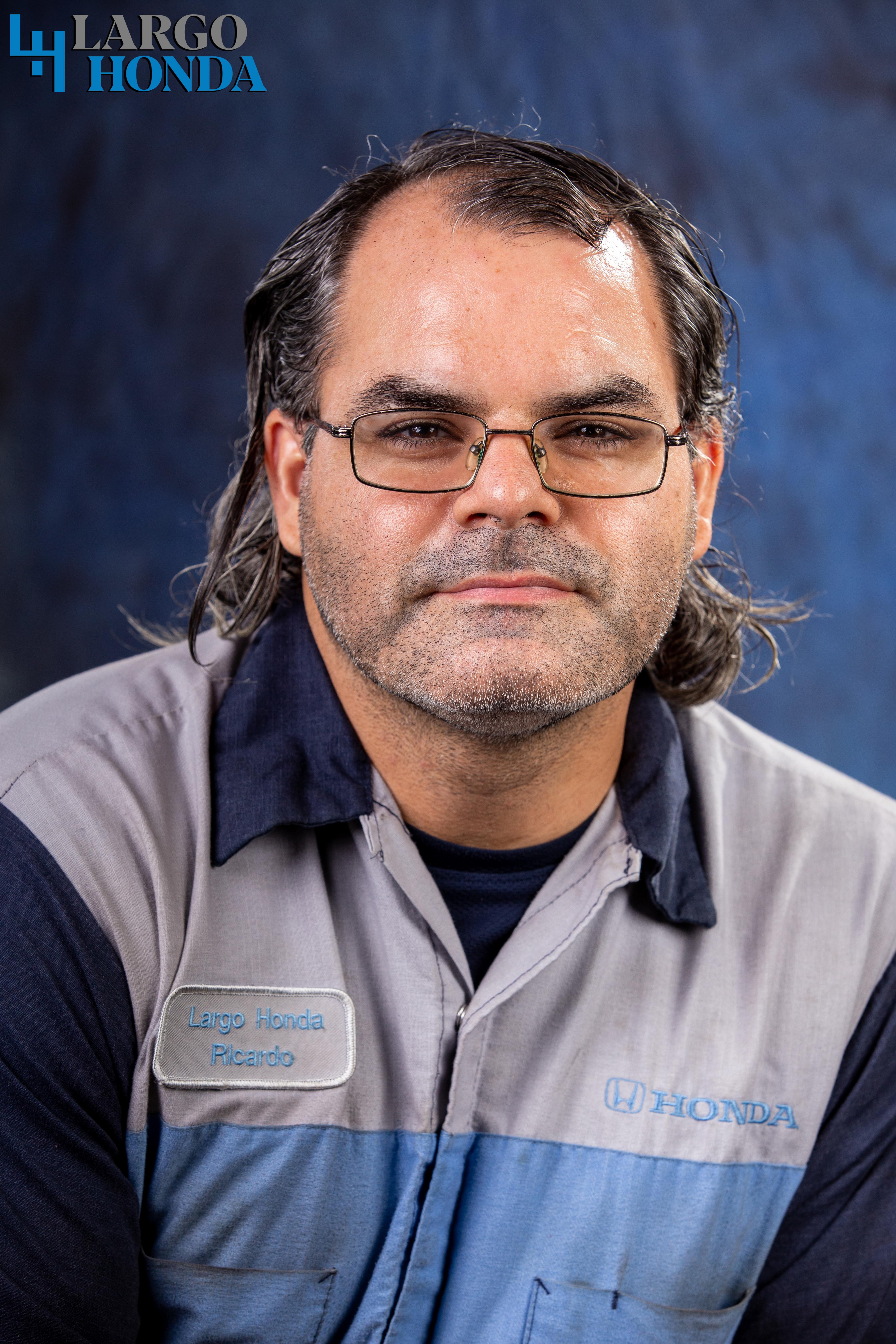 Ricardo Padron Bio Image