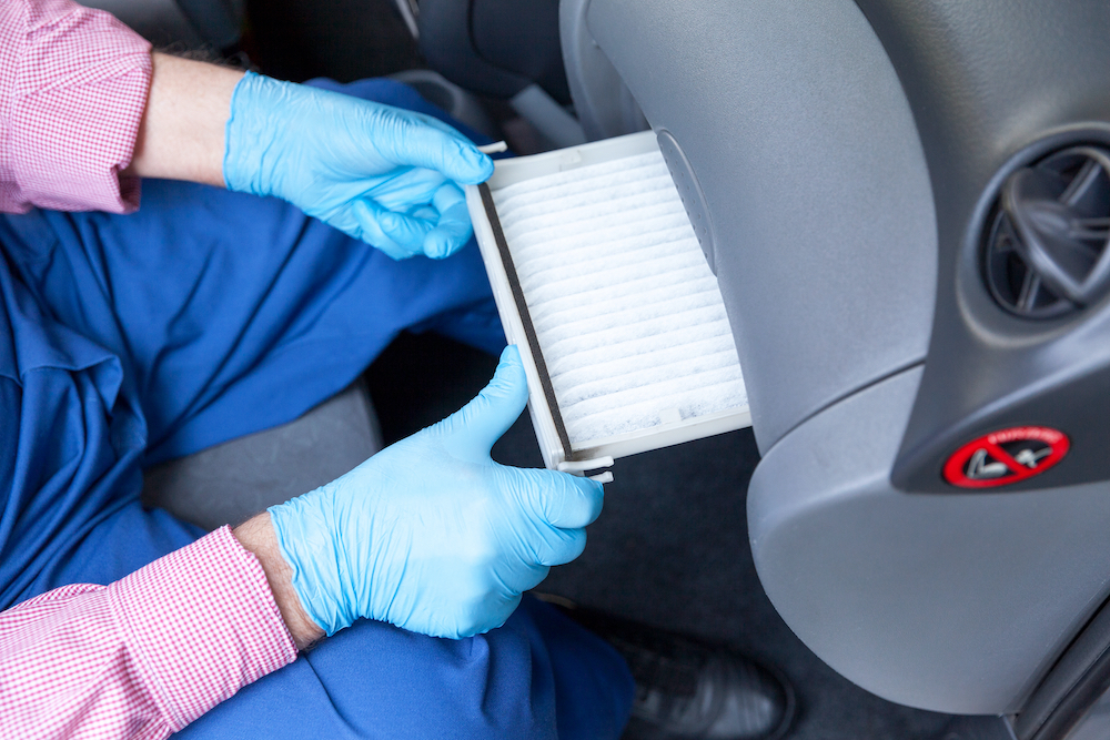 Cabin Air Filter Replacement 101
