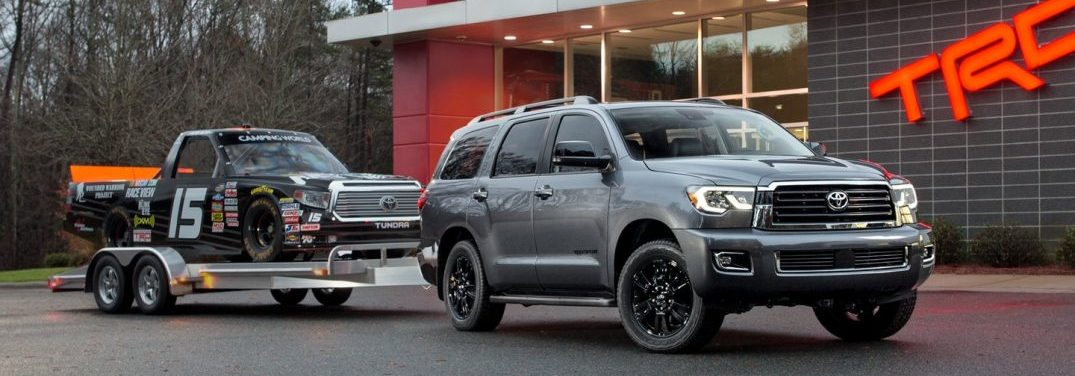 Which SUVs have the best towing capacity?