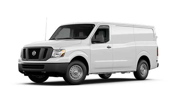2021 Nissan NV2500 HD S
