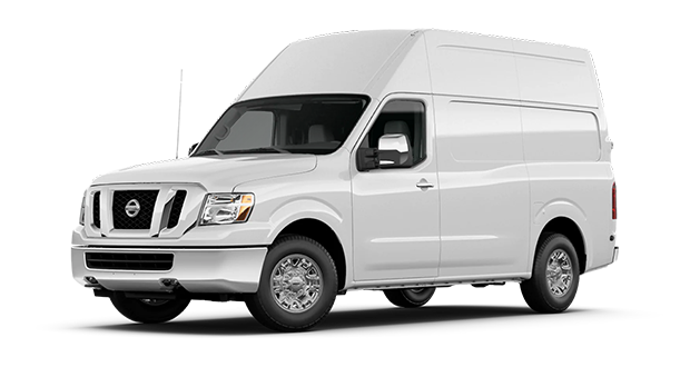 2021 Nissan NV3500 HD SL