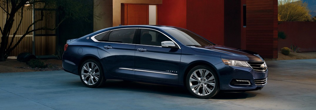 Pre-Owned Chevrolet Impala Comfort Options and Technology