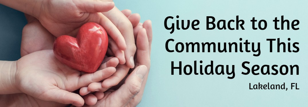 How to Give Back to the Community This Thanksgiving in Lakeland, FL