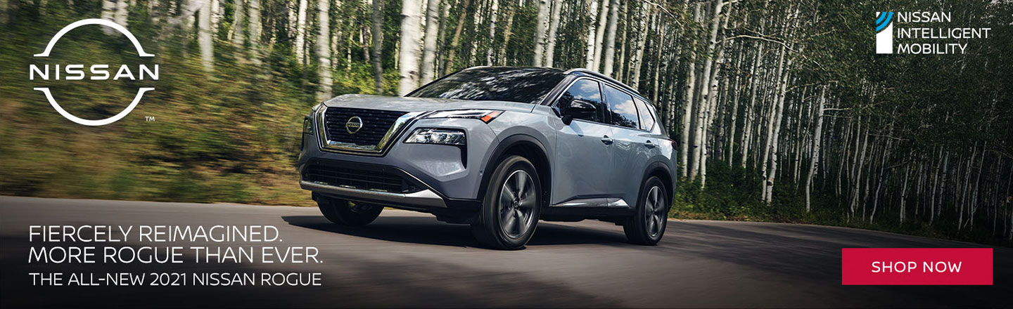 2021 Nissan Rogue For Sale