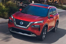 Nissan Rogue 2021 image