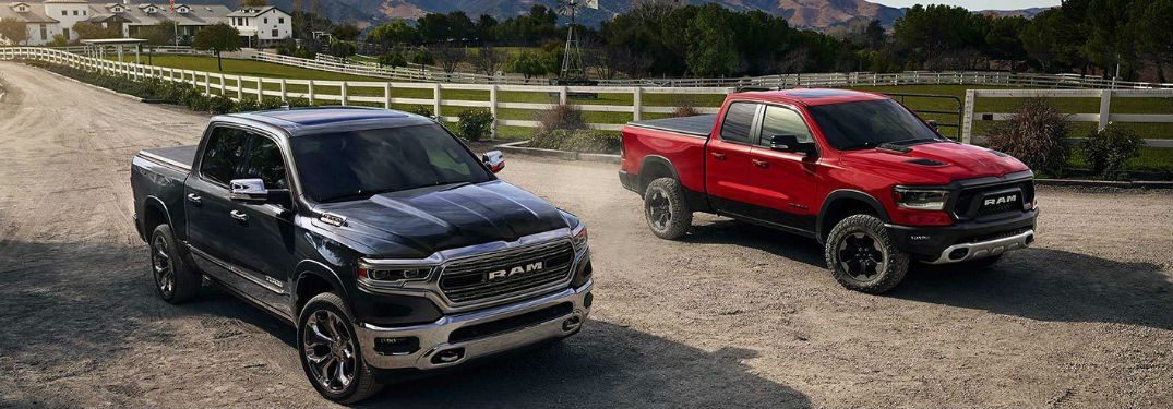 6 Instagram photos of the Ram 1500 that provide a good look at its power, capability and style