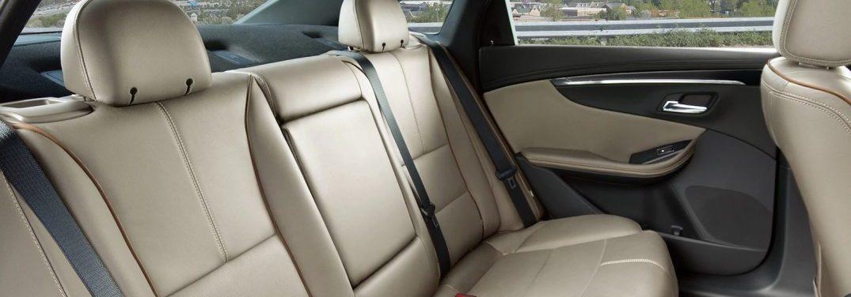 Sedans with spacious interiors