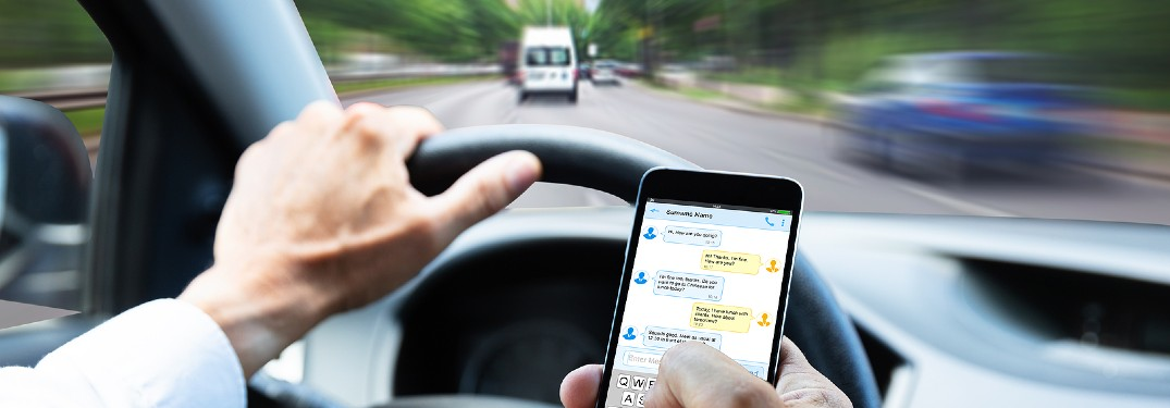 How to Keep Yourself from Driving While Distracted