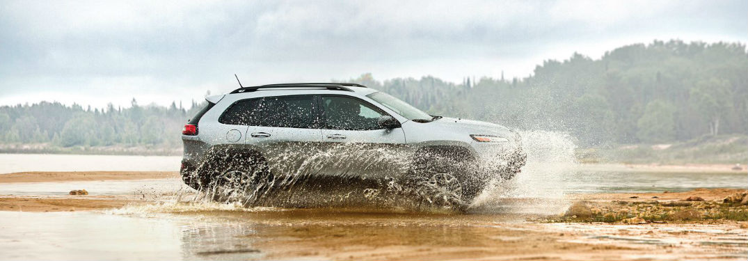 Impressive capability and versatility of the Jeep Cherokee helps make it a top pick for used crossover SUV