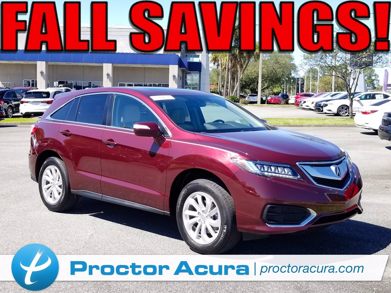 Used 2018 Acura RDX Tech Pkg w/Navigation