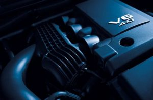 Nissan Frontier 4.0-liter V6 engine