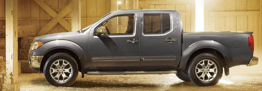 Nissan Frontier offers impressive towing capacity thanks to powerful engine options