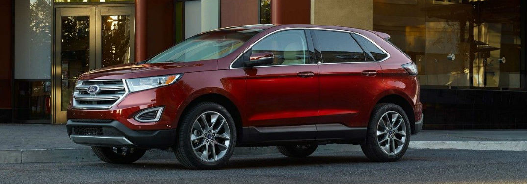 Ford Edge delivers impressive capability and versatility thanks to spacious interior, powerful engine options and available all-wheel-drive system