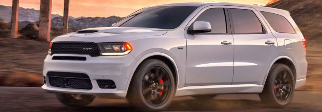 6 Instagram photos of the Dodge Durango that show off its versatility, capability and style