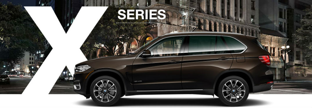 BMW X5 crossover SUV offers lengthy list of luxury features at an affordable price