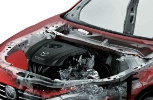 Mazda6 engine